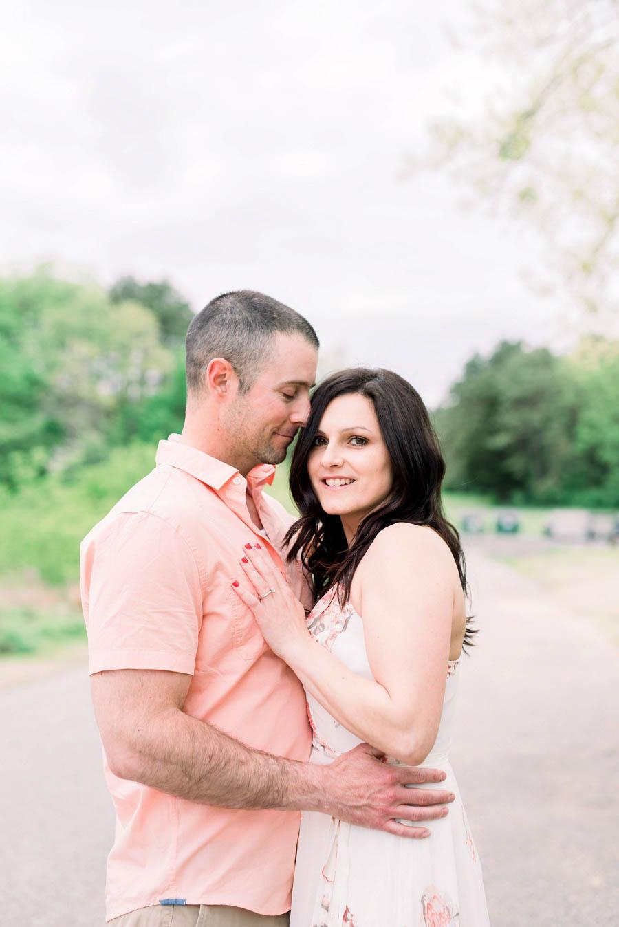 Spring Engagement - NJ Wedding Photographer - Myra Roman Photography-2.jpg