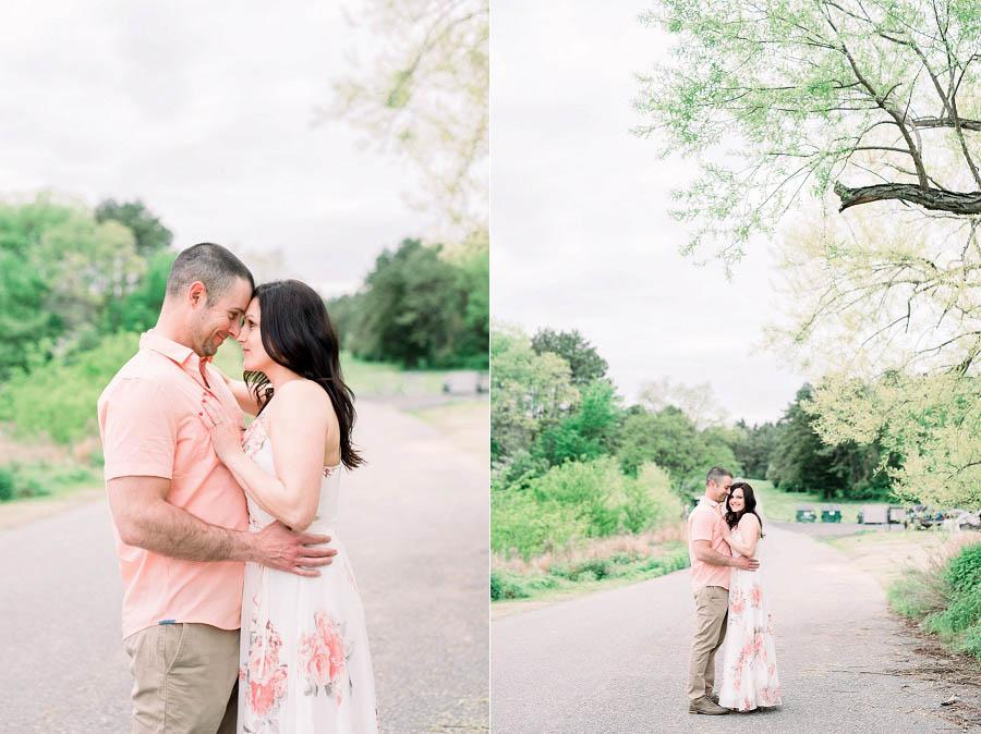 Spring Engagement - NJ Wedding Photographer - Myra Roman Photography-3.jpg