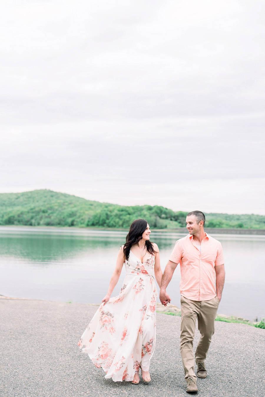 Spring Engagement - NJ Wedding Photographer - Myra Roman Photography-4.jpg