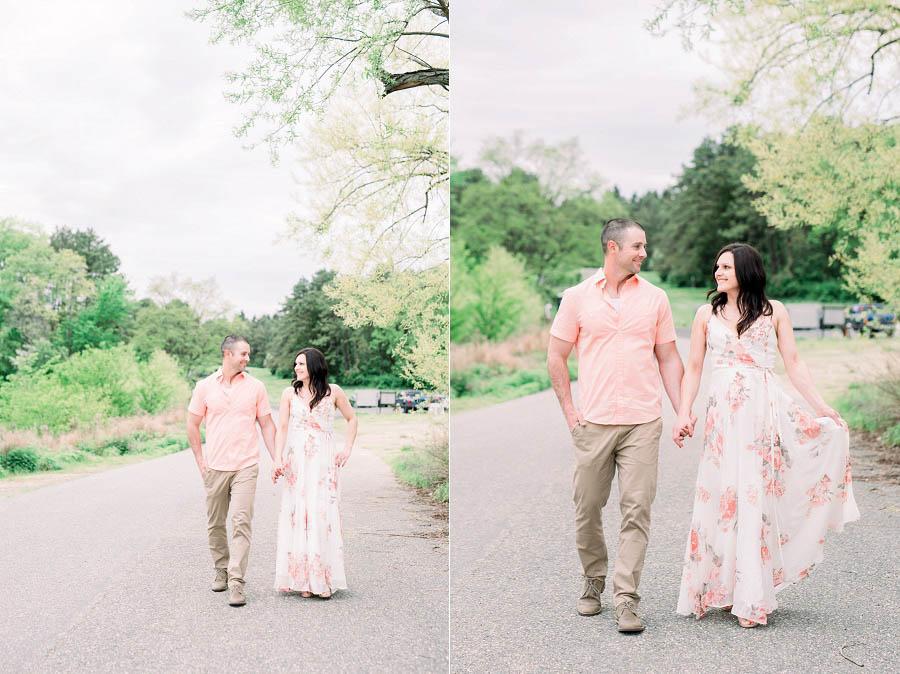 Spring Engagement - NJ Wedding Photographer - Myra Roman Photography-5.jpg