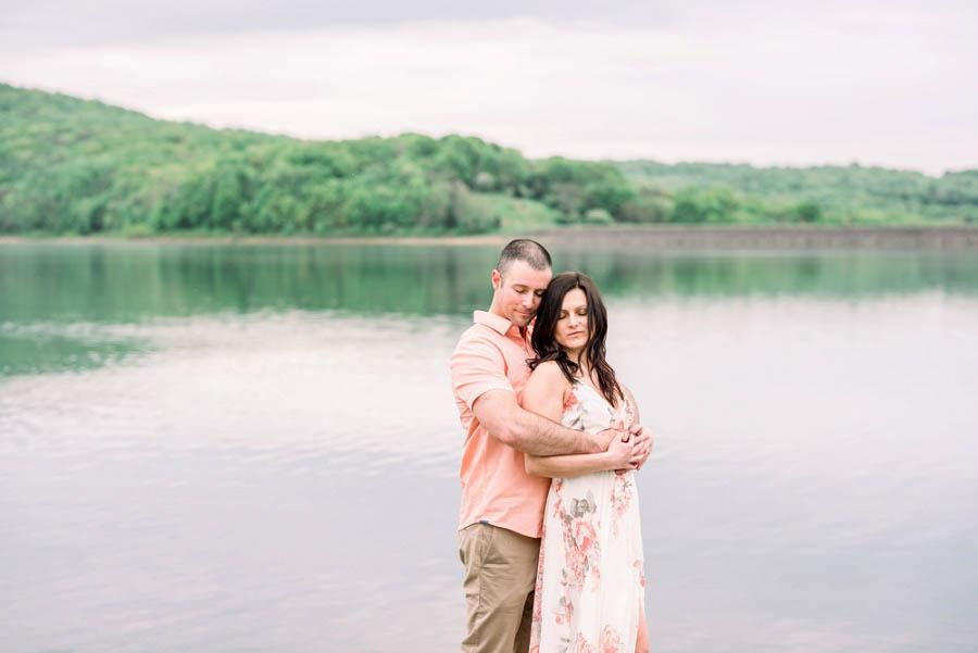 Spring Engagement - NJ Wedding Photographer - Myra Roman Photography-11.jpg