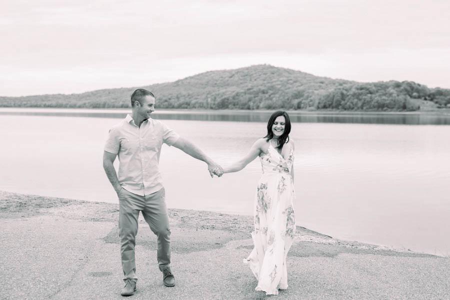 Spring Engagement - NJ Wedding Photographer - Myra Roman Photography-17.jpg