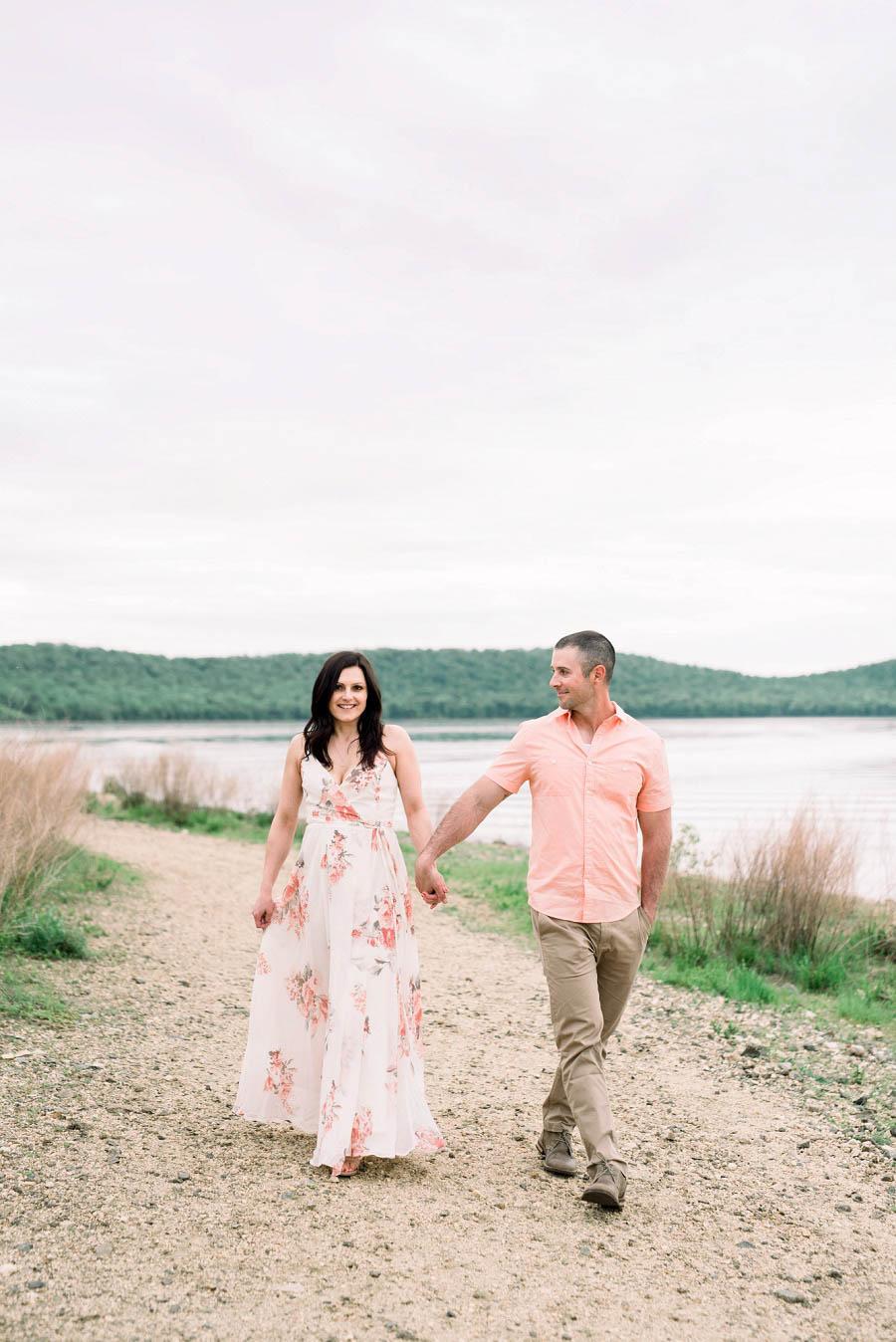Spring Engagement - NJ Wedding Photographer - Myra Roman Photography-18.jpg
