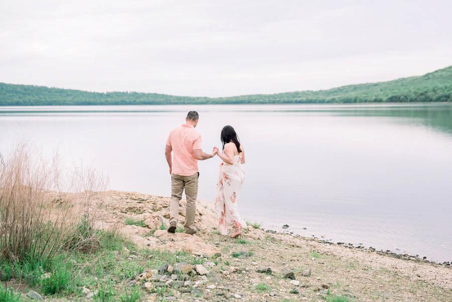 Spring Engagement - NJ Wedding Photographer - Myra Roman Photography-20.jpg