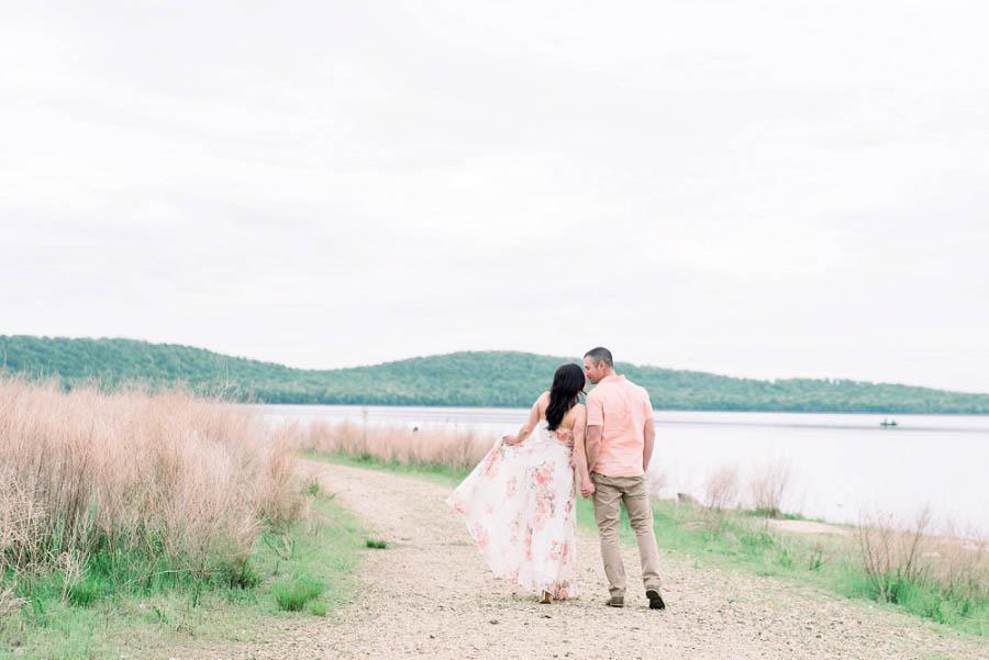 Spring Engagement - NJ Wedding Photographer - Myra Roman Photography-24.jpg