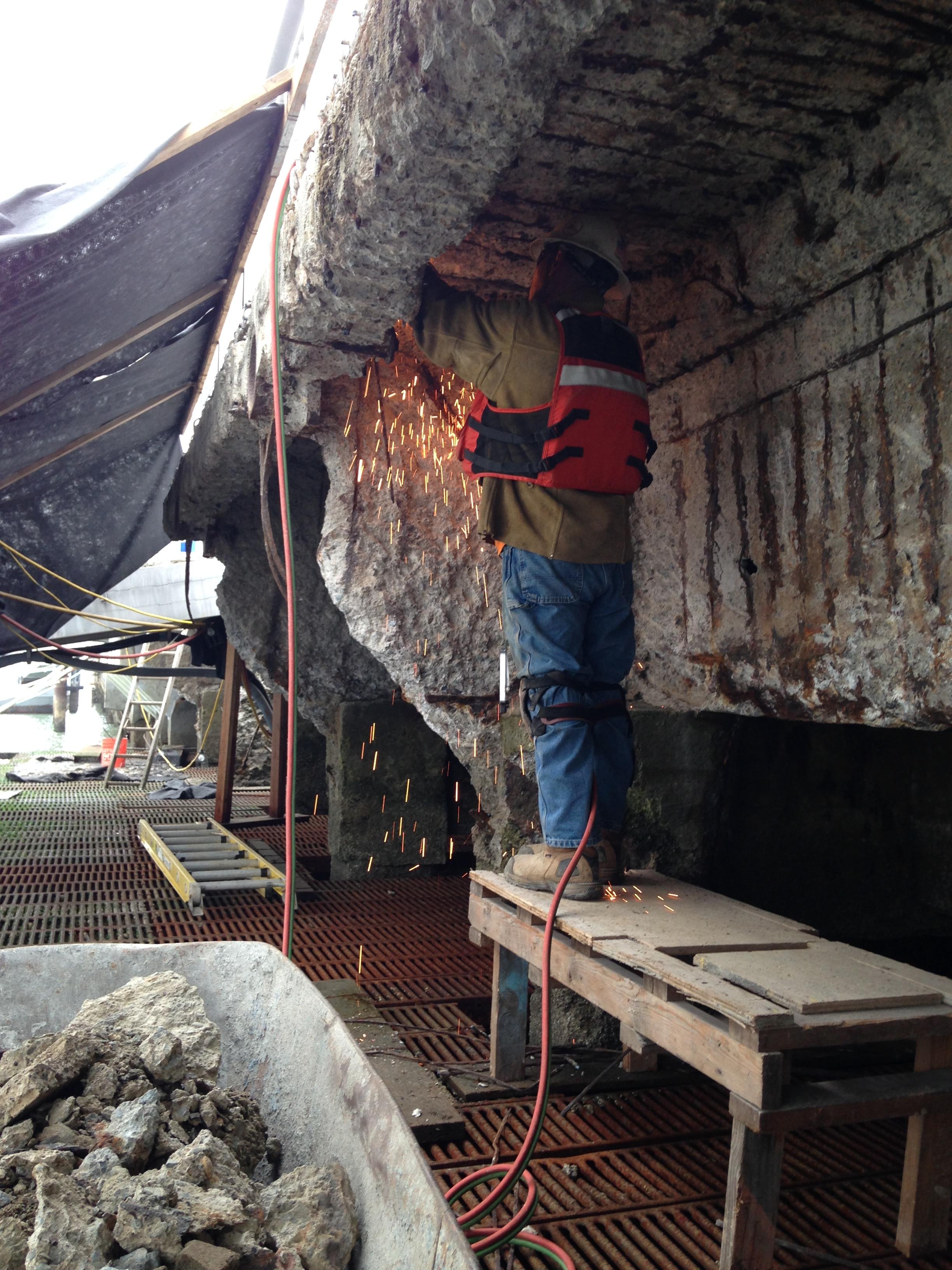 Fiber Reinforced Polymer FRP structural concrete pier repair.JPG