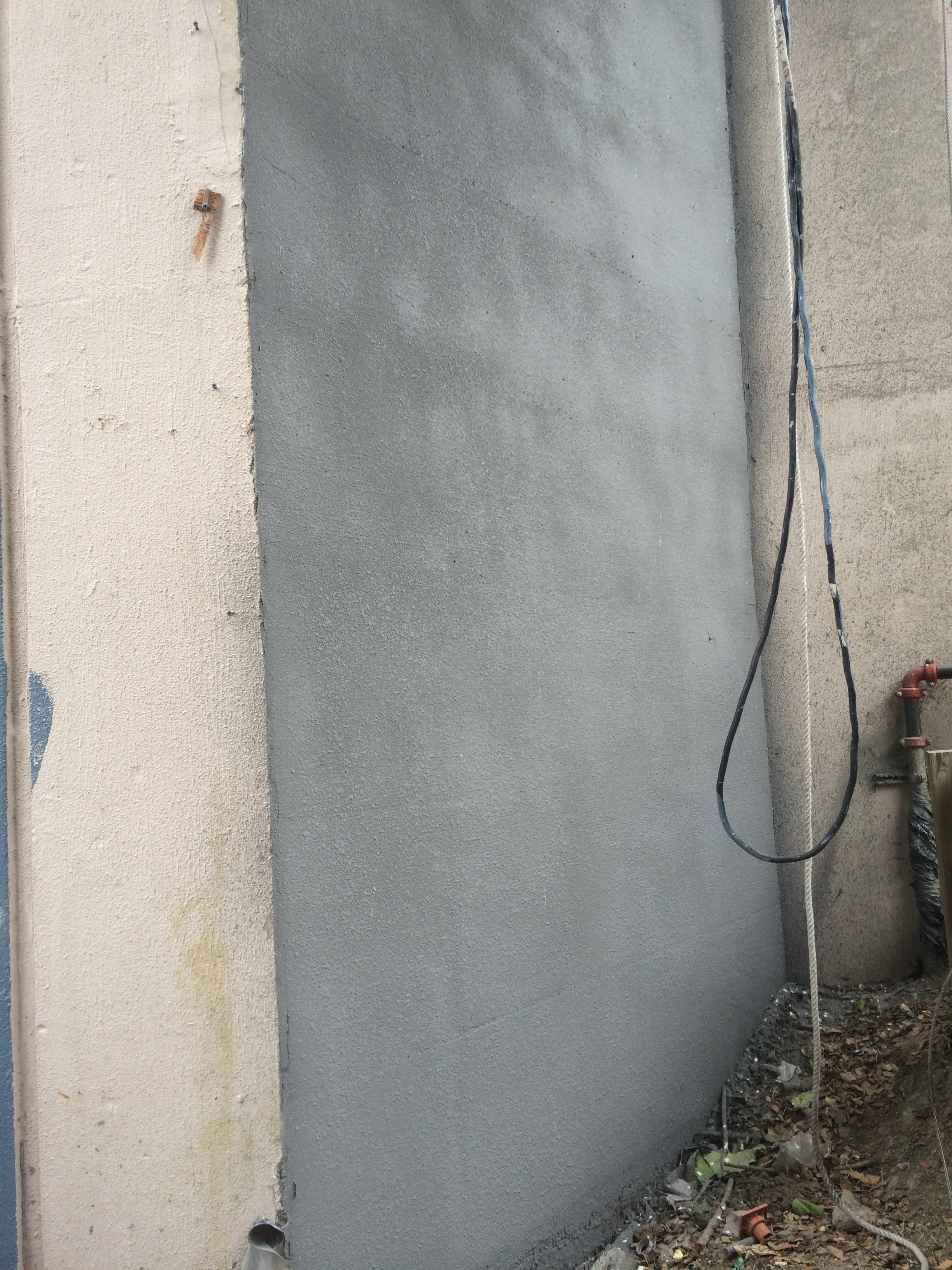 FRP Wall with Fire Resistant Coating.JPG