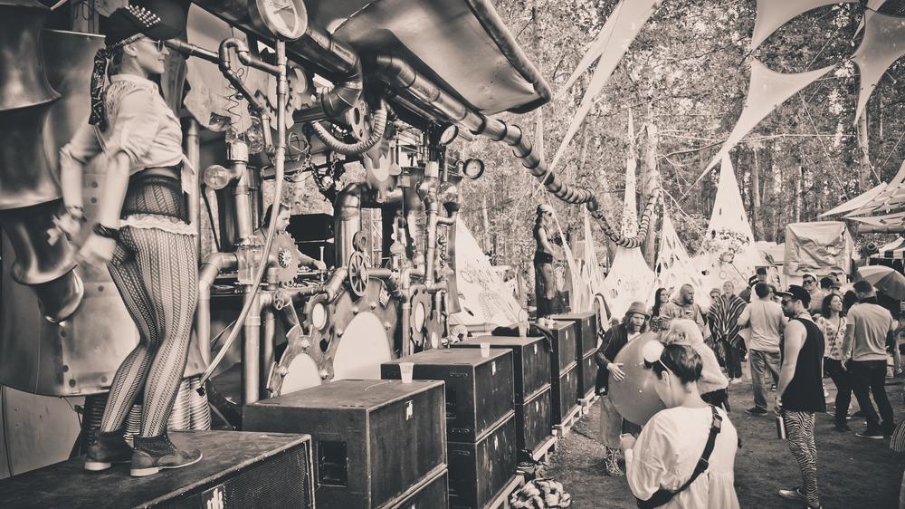 Bass Coast Festival Slay Bay Stage