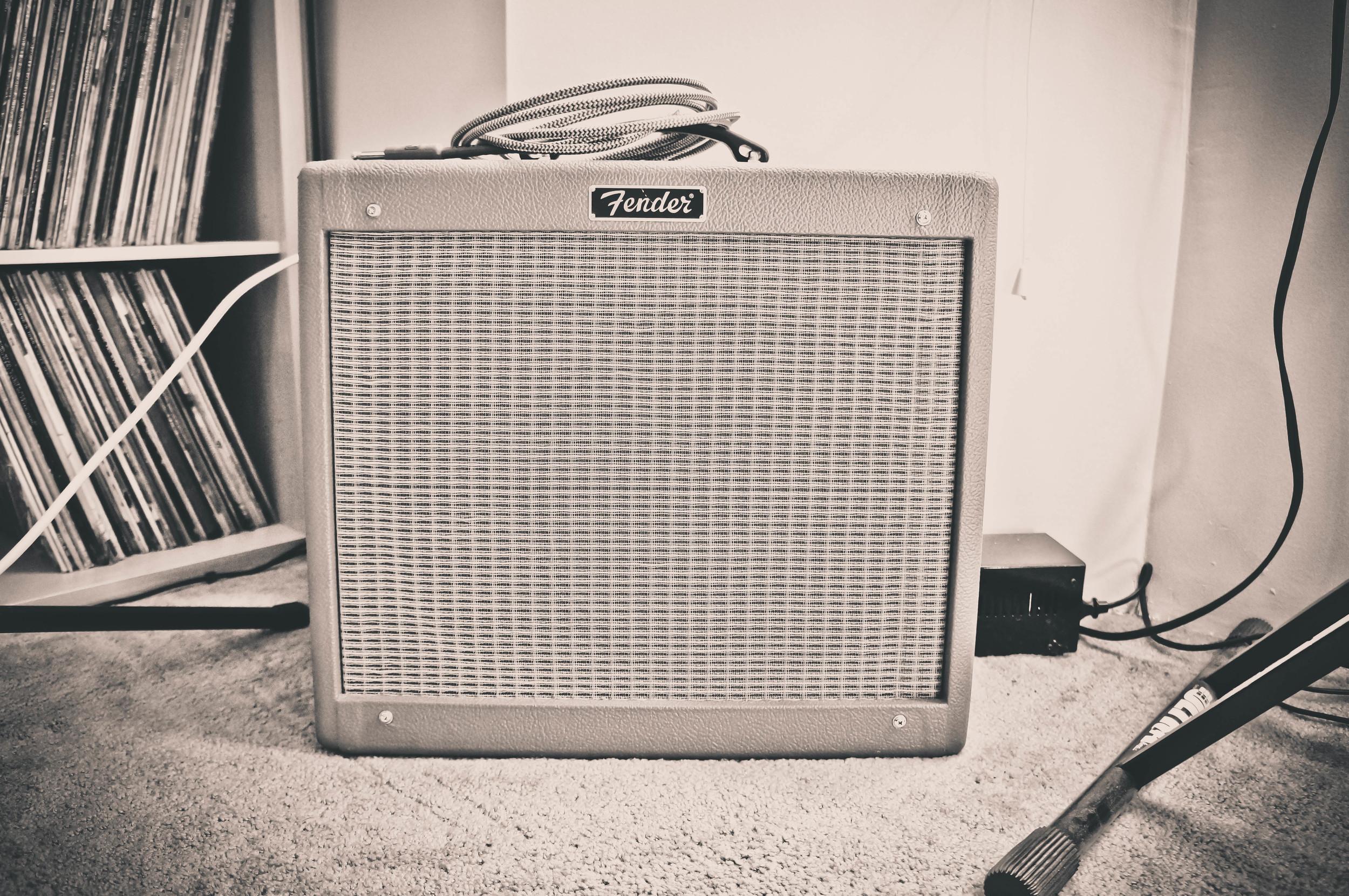 Diana Boss amp