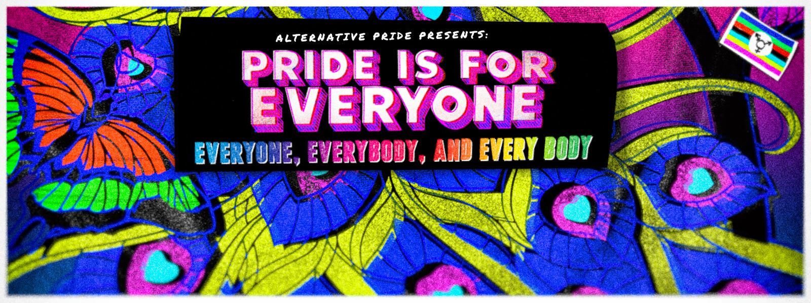 PRIDE IS FOR EVERYONE AT VANCOUVER ART & LEISURE