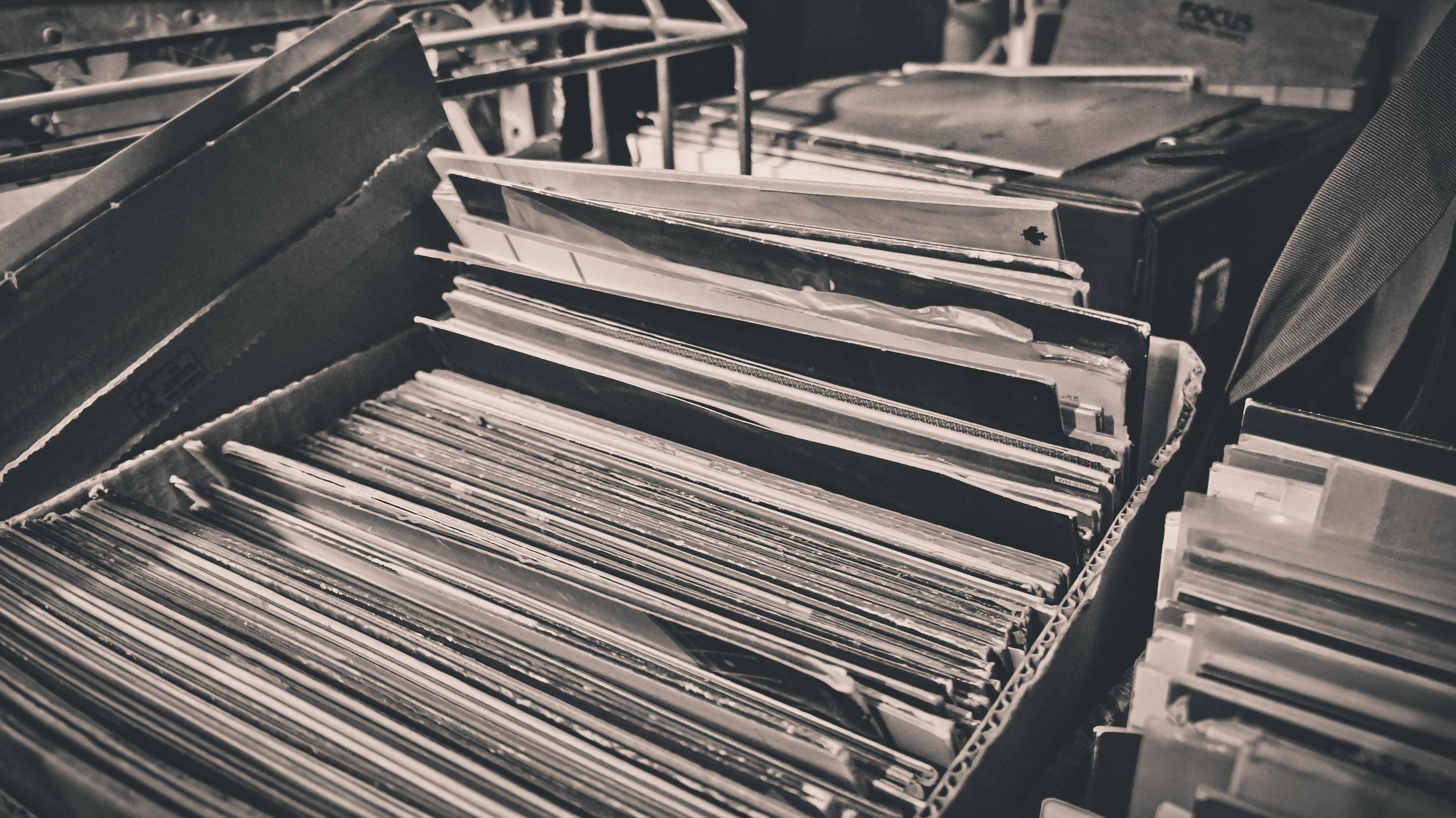 Iain Howie recordbox 2