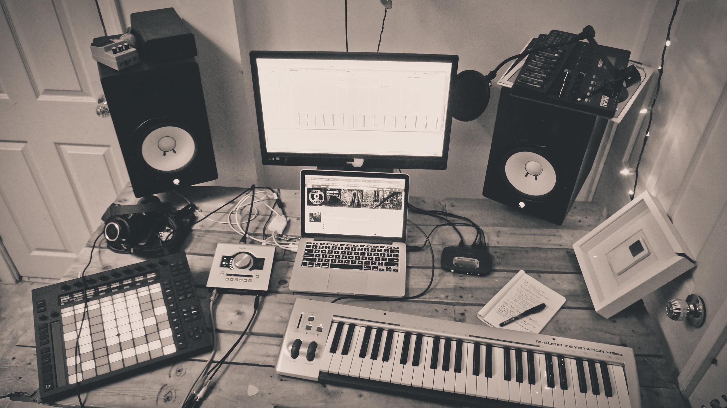 IMUR Studio control