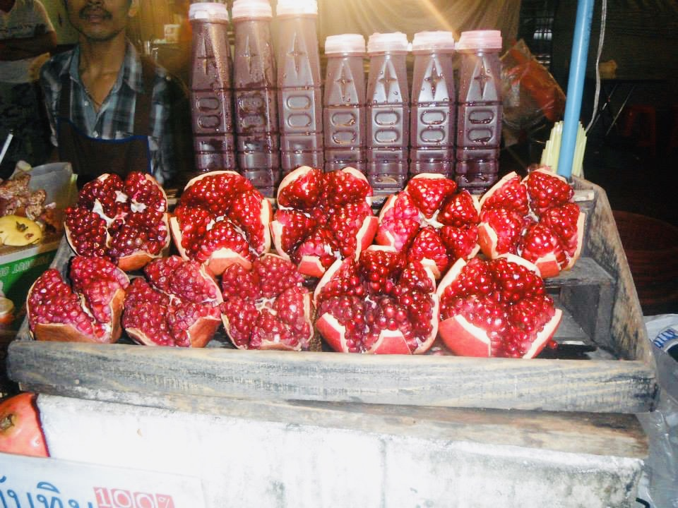 Fresh Dragon Fruit Juice