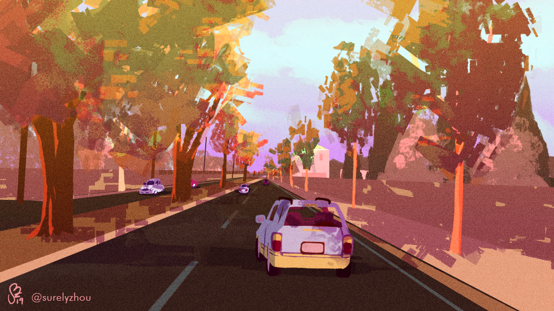 valley blvd_white car.png