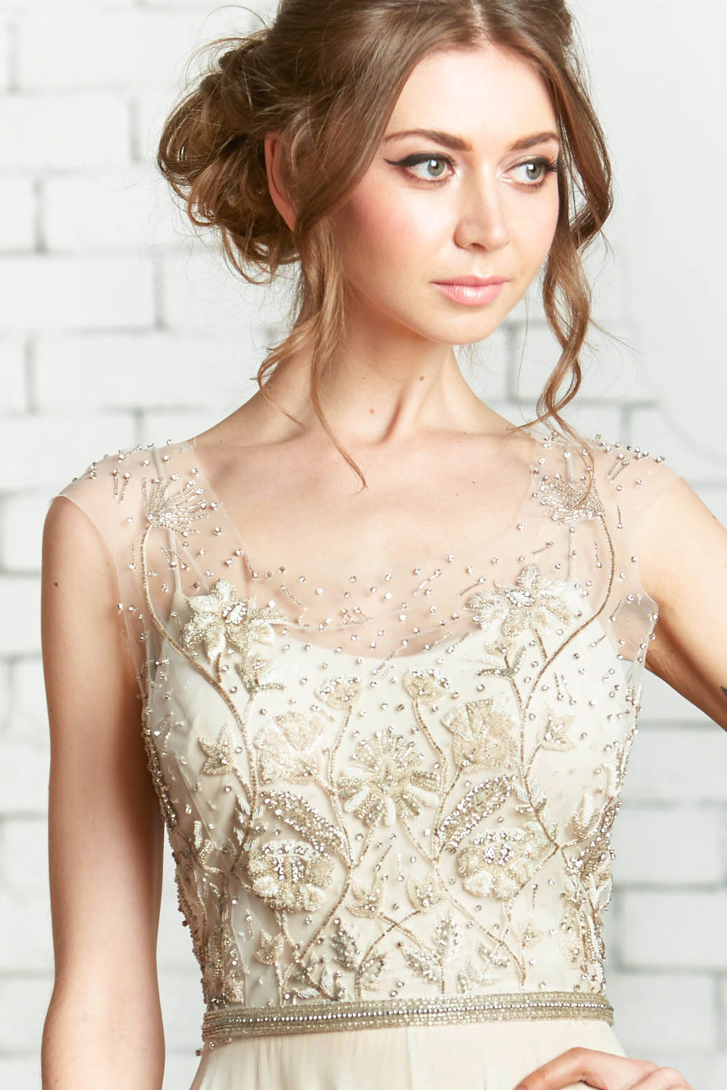 SterlingTop-1front_Luxe_Beaded_Floral_Illusion_Cap_Sleeve_Top.jpg