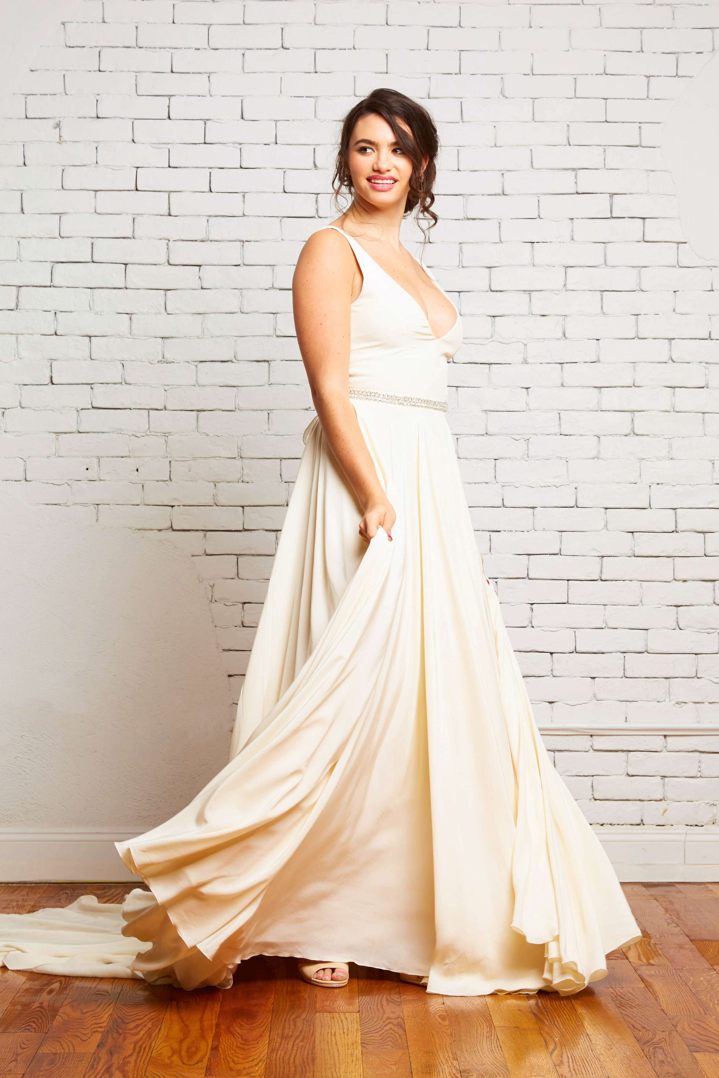 Hudson Gown