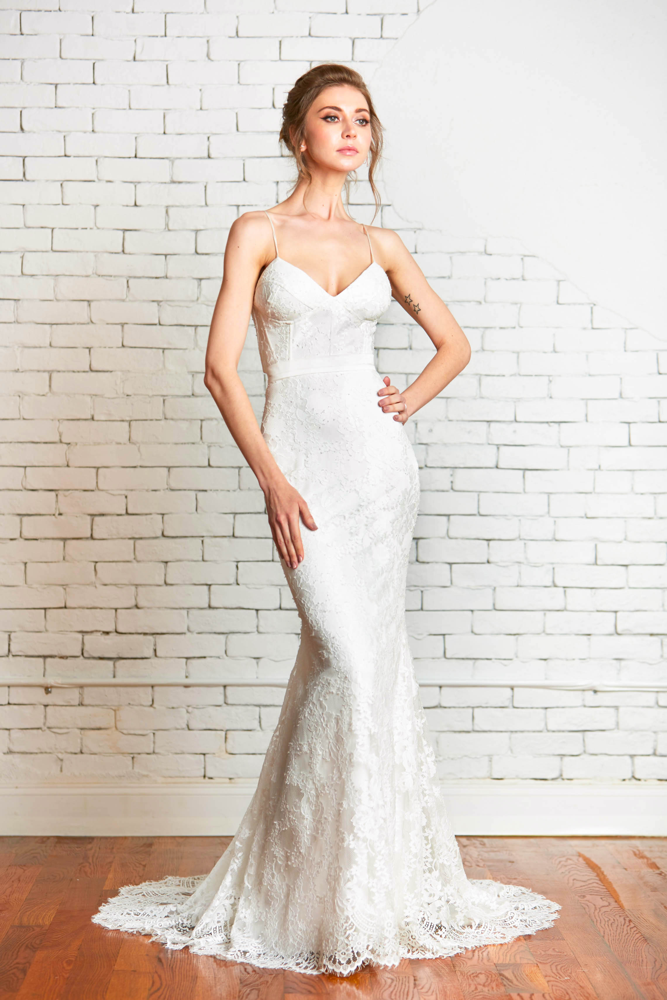 Lucia- Hope Gown