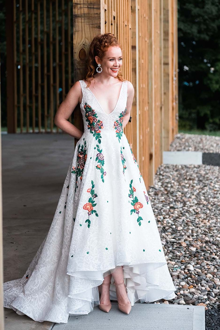 Isabel Gown