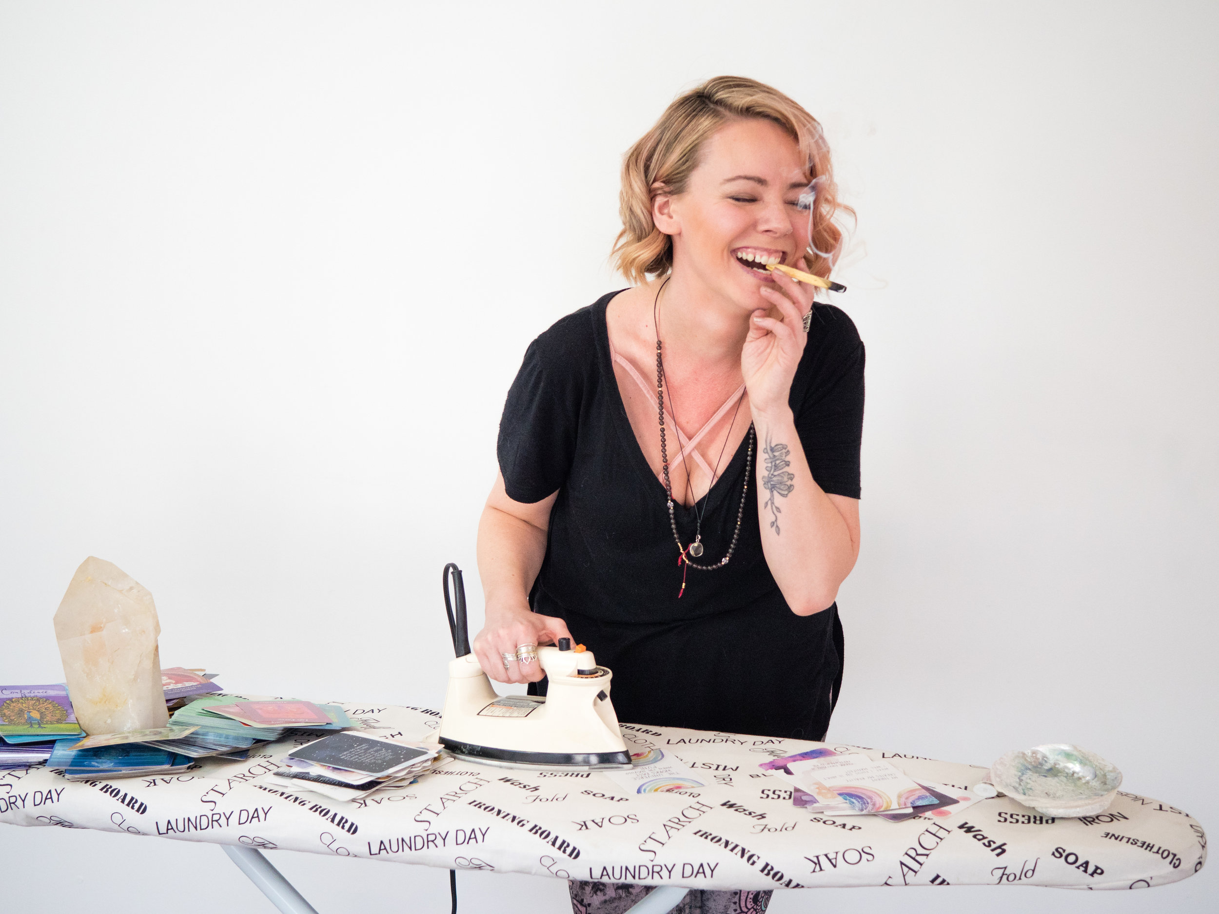 Kelsey Dalziel  / Eleven Eleven Holistic Community Collective