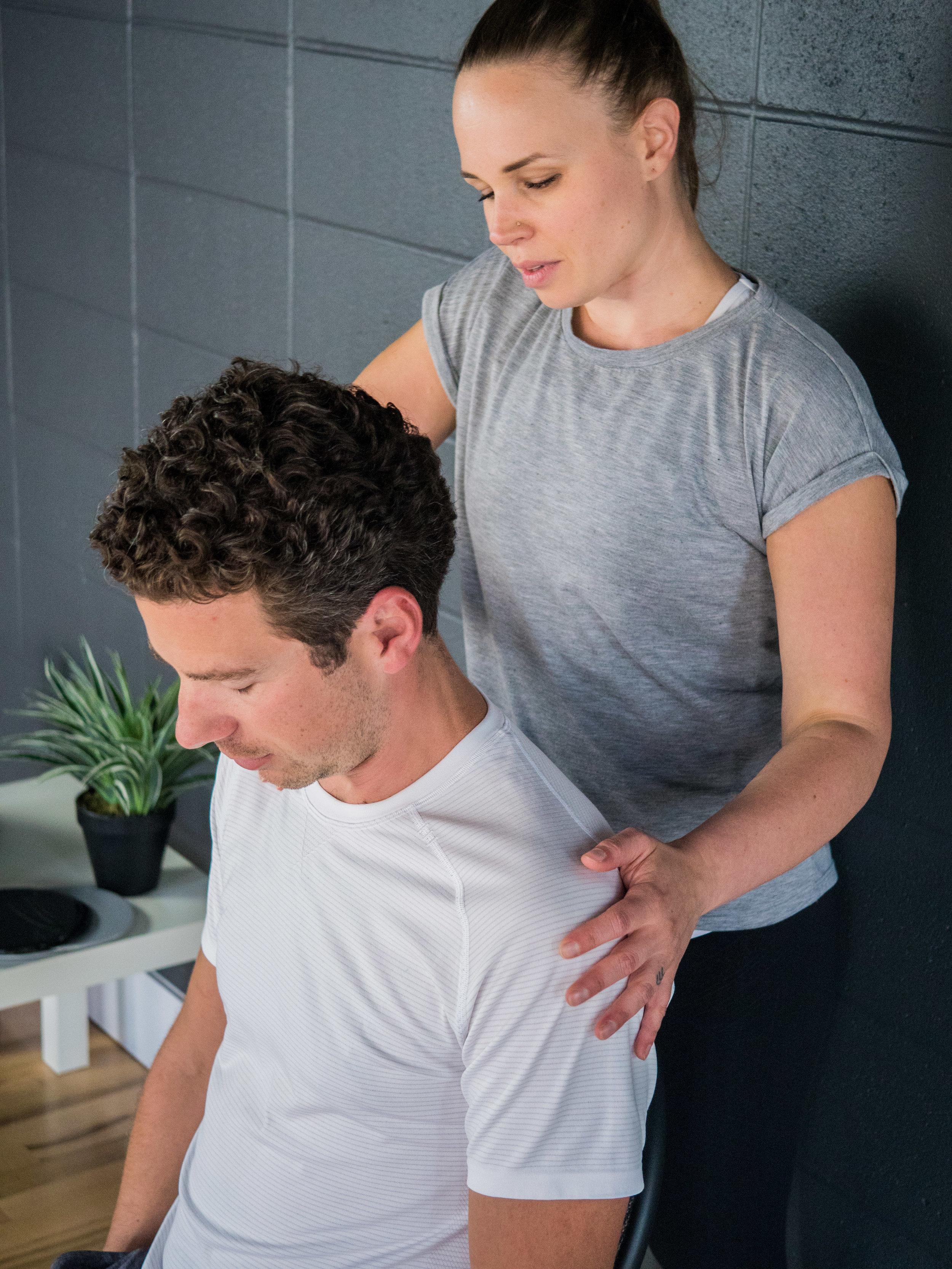 Andrea Yacyshyn /  Elementum Massage