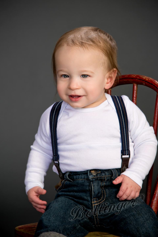 - Look at this cute face!
