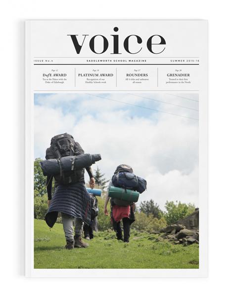 Issue No.4  - Summer 2015/16