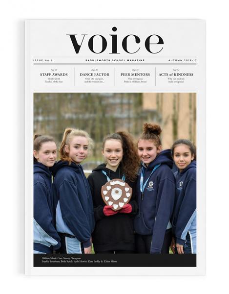 Issue No.5  - Autumn 2016/17