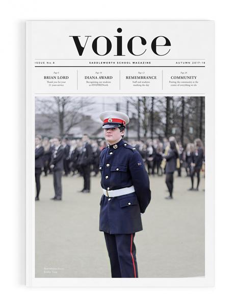 Issue No.8  - Autumn 2017/18