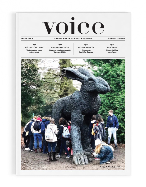 Issue No.8  -Spring 2017/18