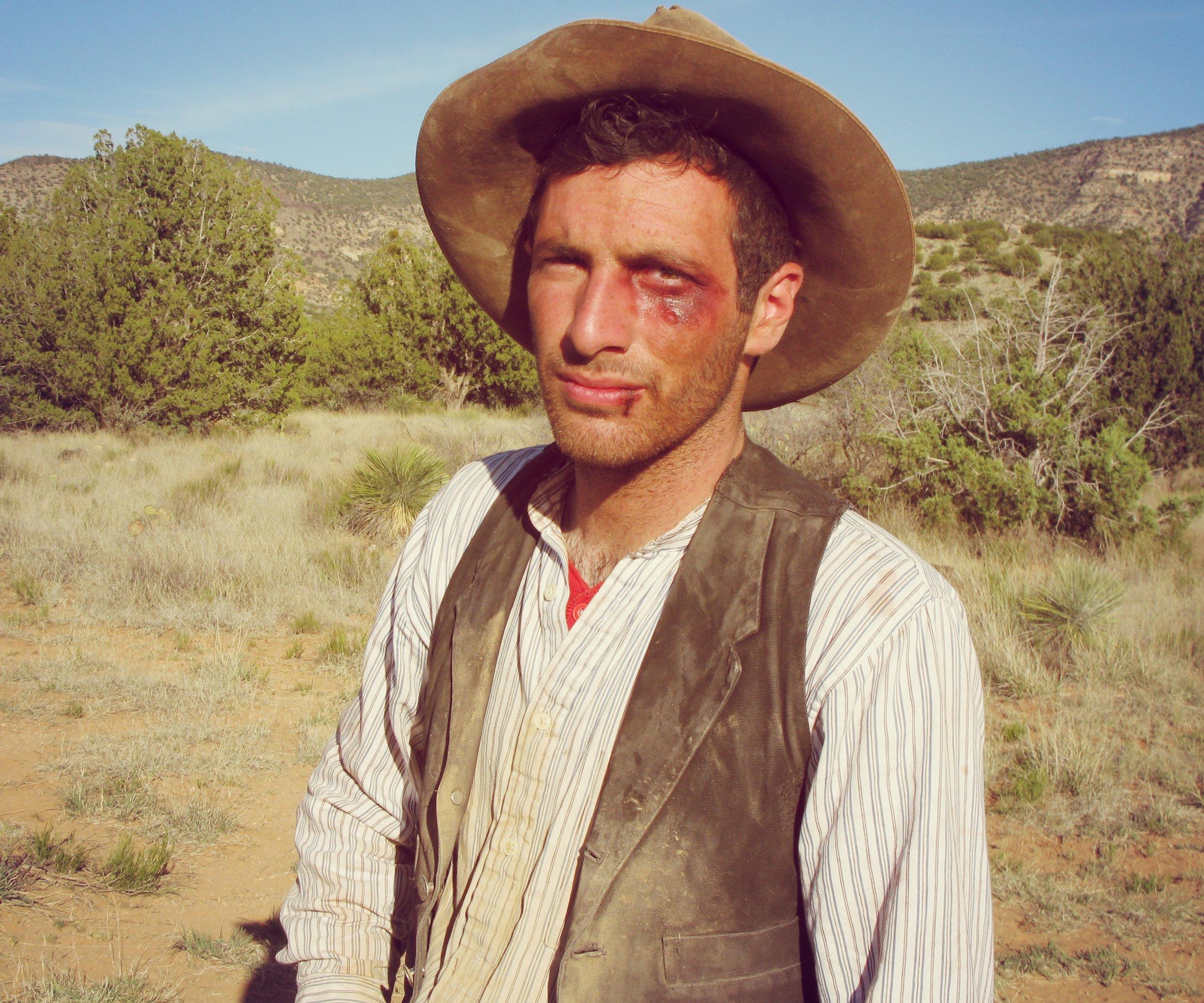 Noah Woods as Luke Tyler