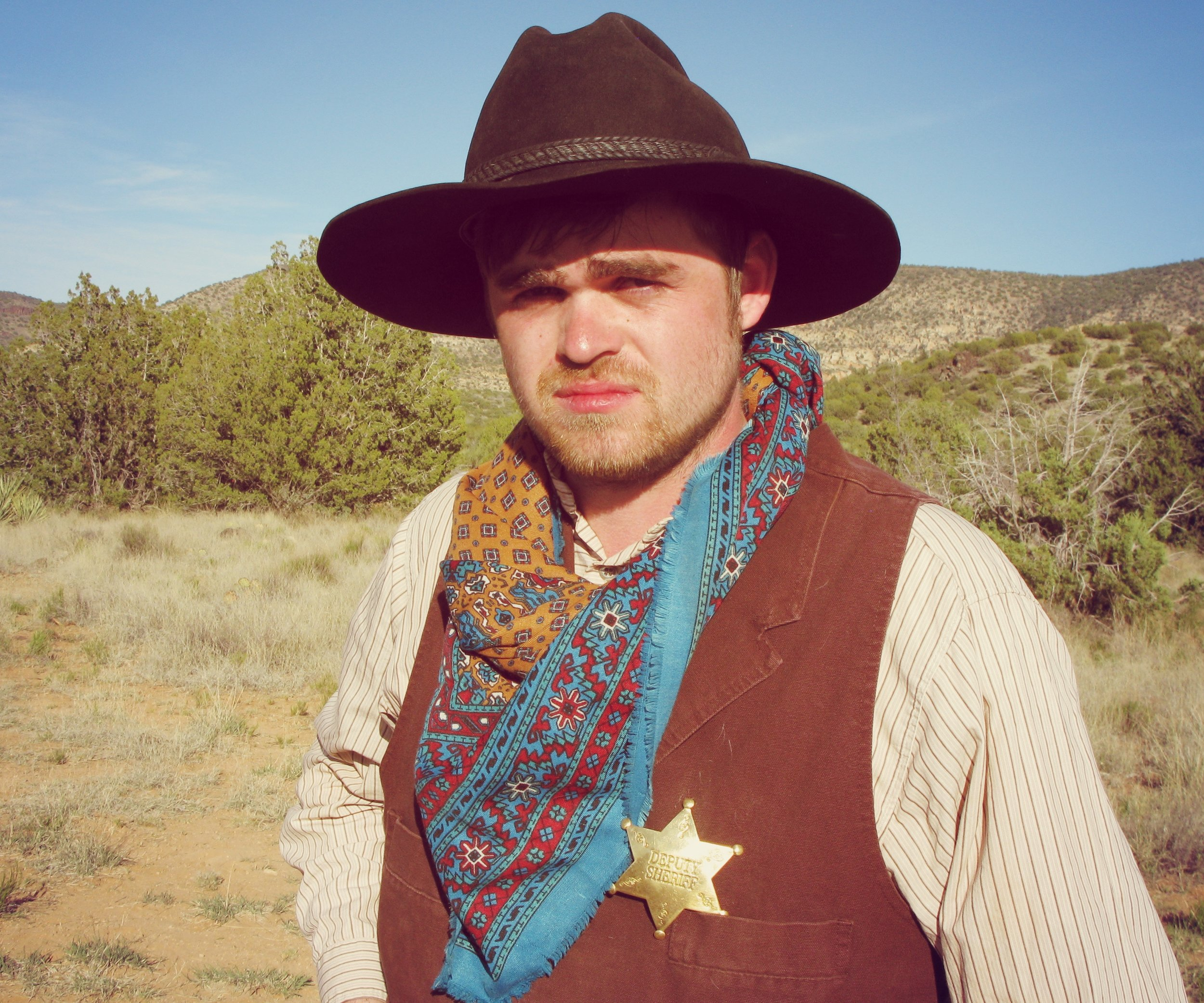 Tyler Burke as Carl Lockhart