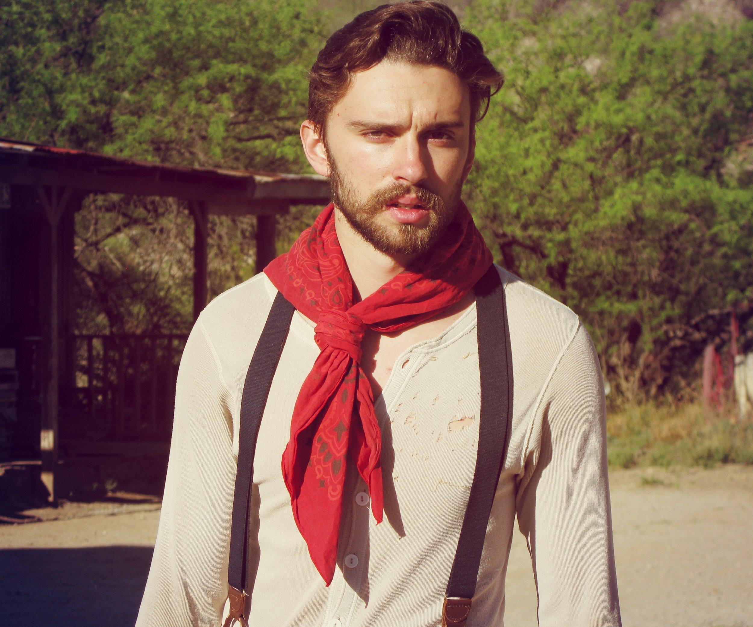 Hayden Wilson as Ace Lockhart