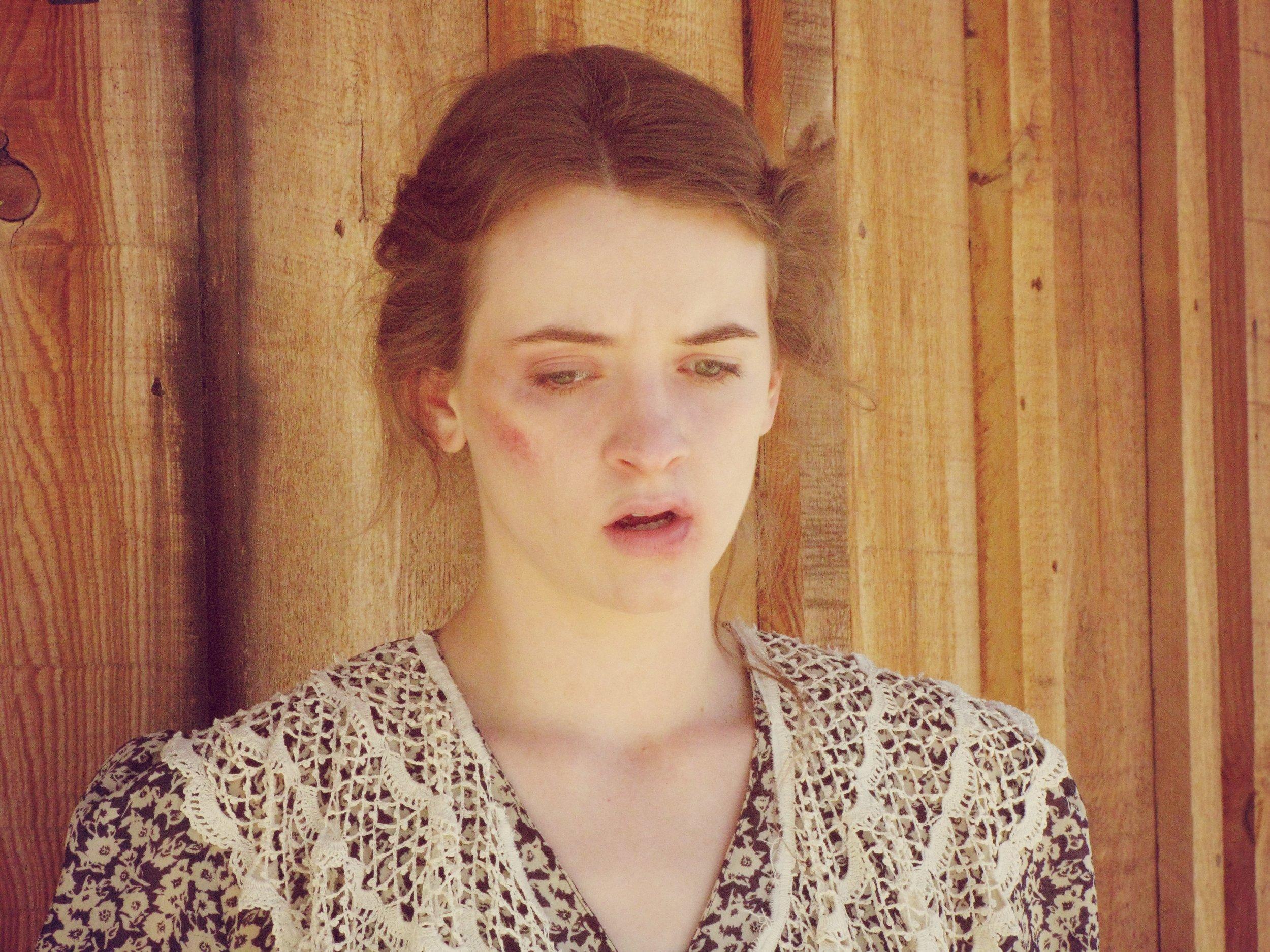Sarah Berg as Eve Lockhart