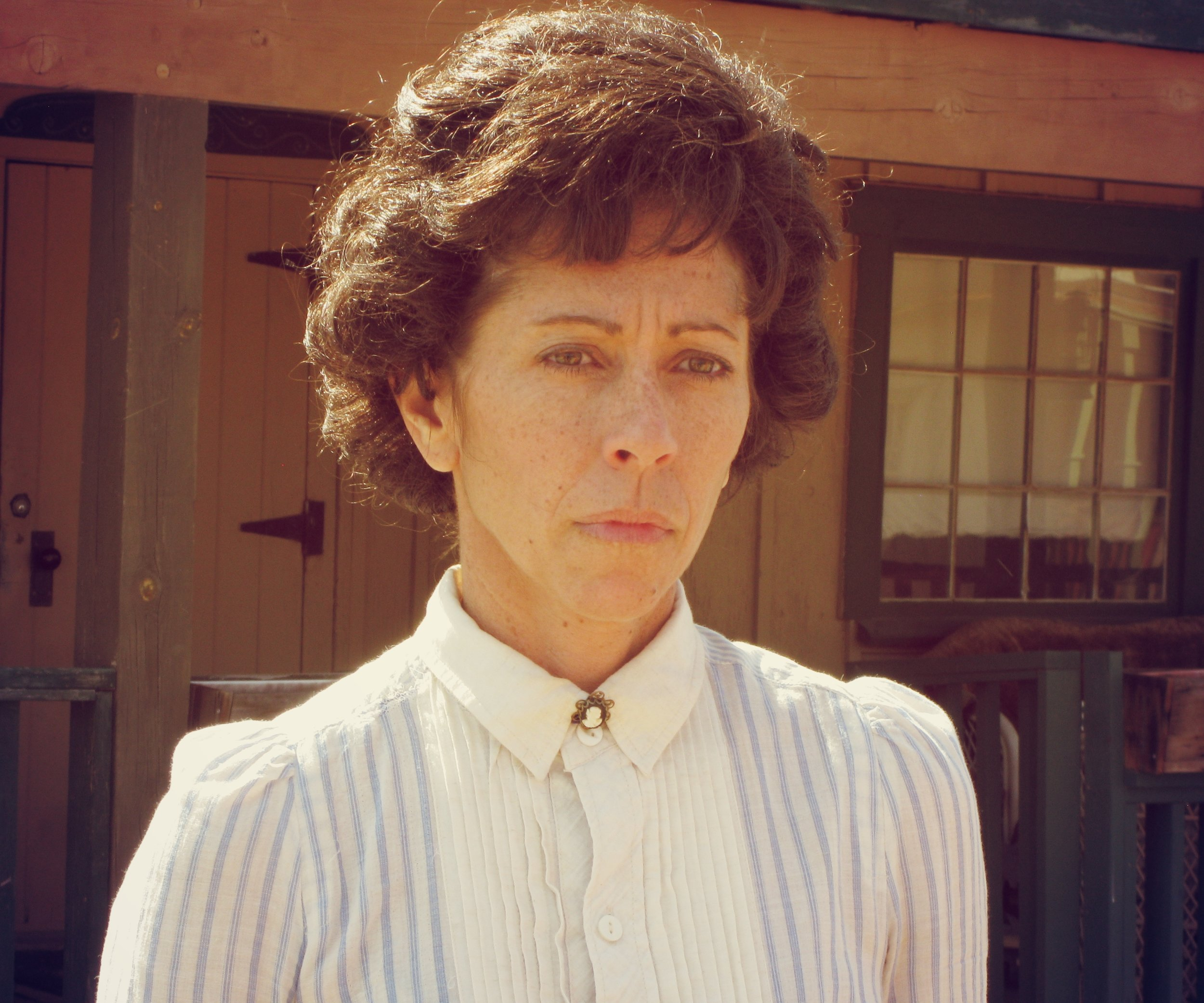 Heather Woods as Mrs Tucker