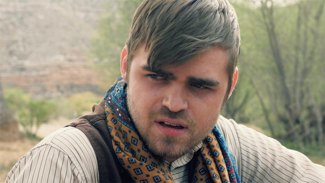Tyler Burke as Carl Lockhart in VERMIJO