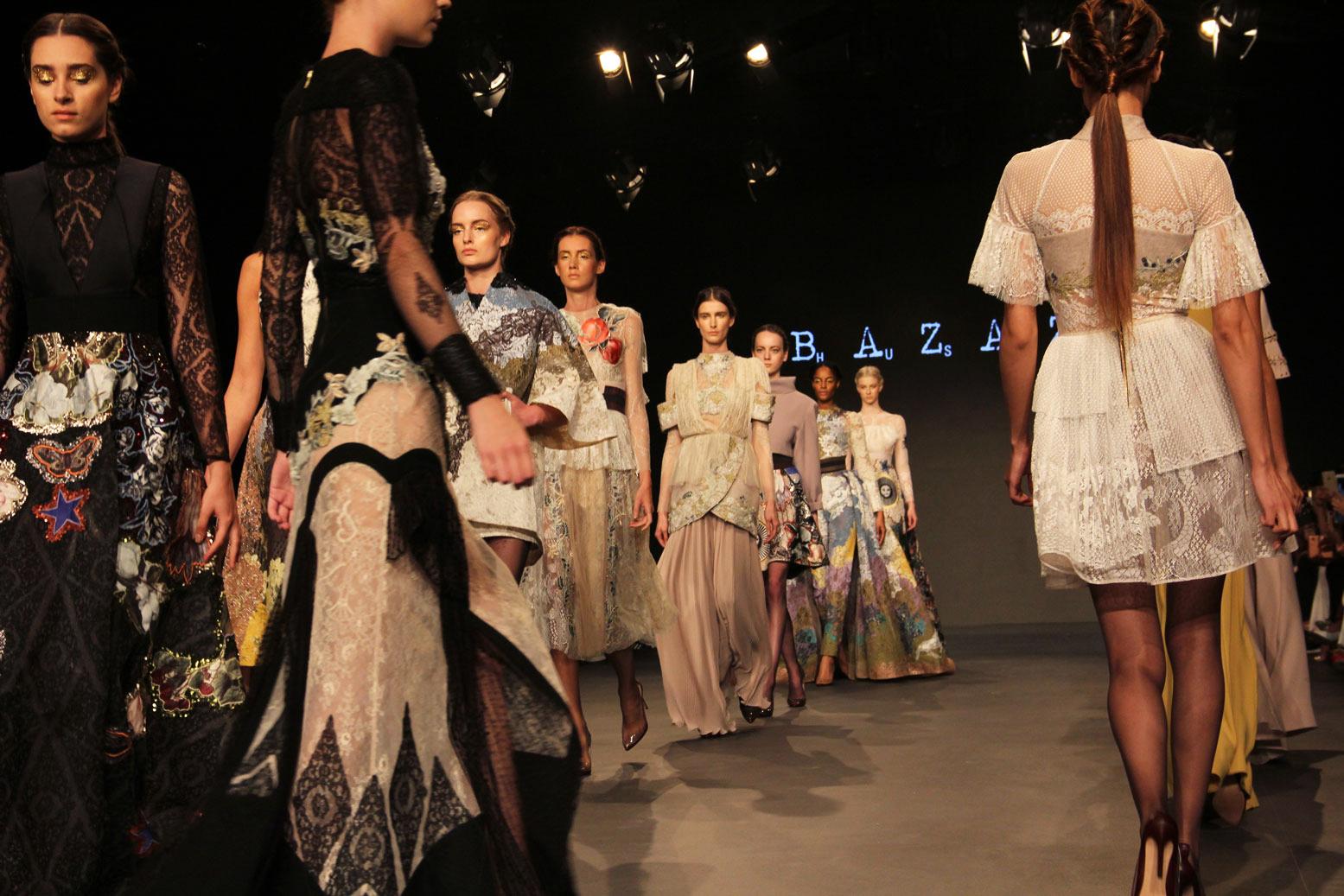 Hussein Bazaza Fashion Forward 2016