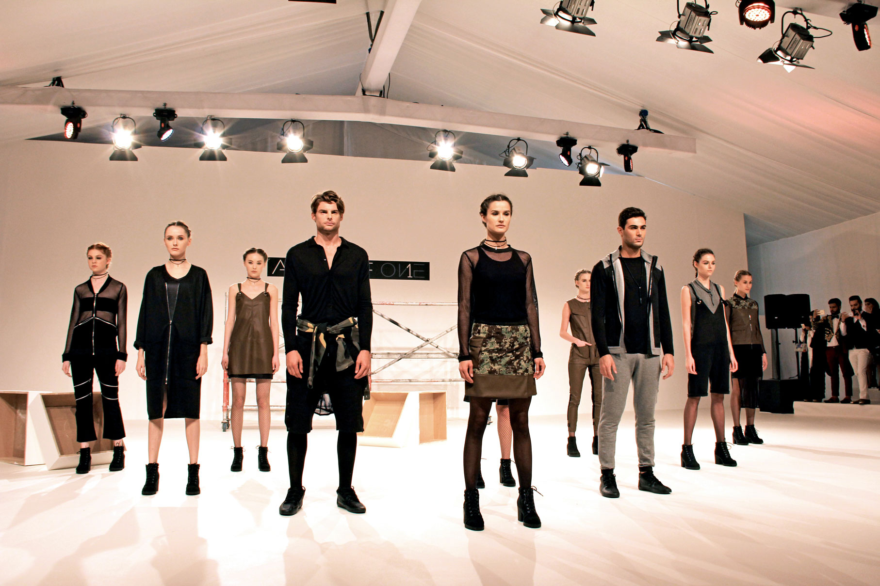 Army of 1 Fall/Winter 2016