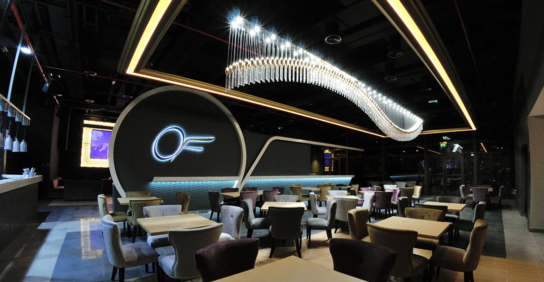 Original Fusion, The Hub at World Trade Center Abu Dhabi