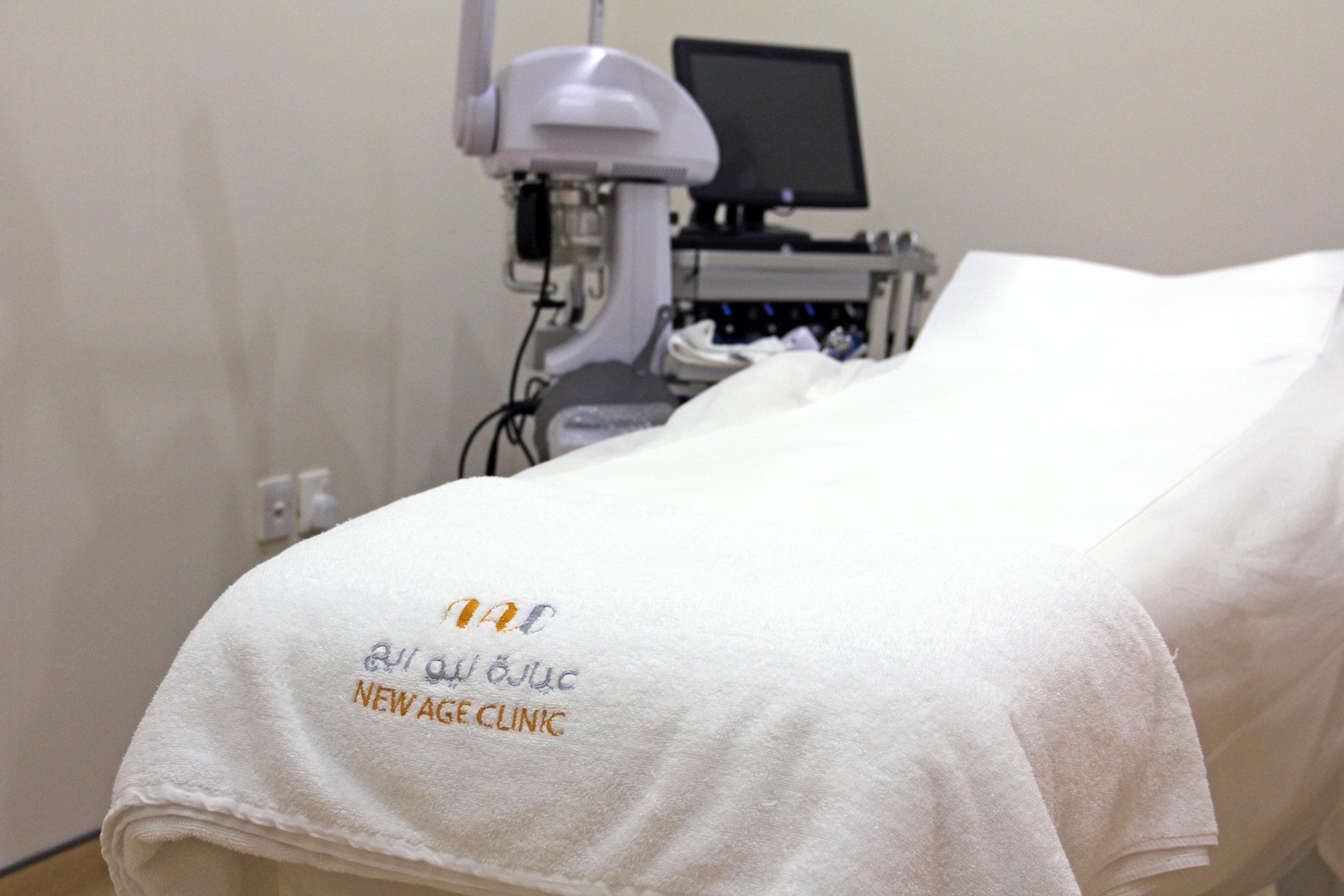 New Age Clinic Hydrafacial