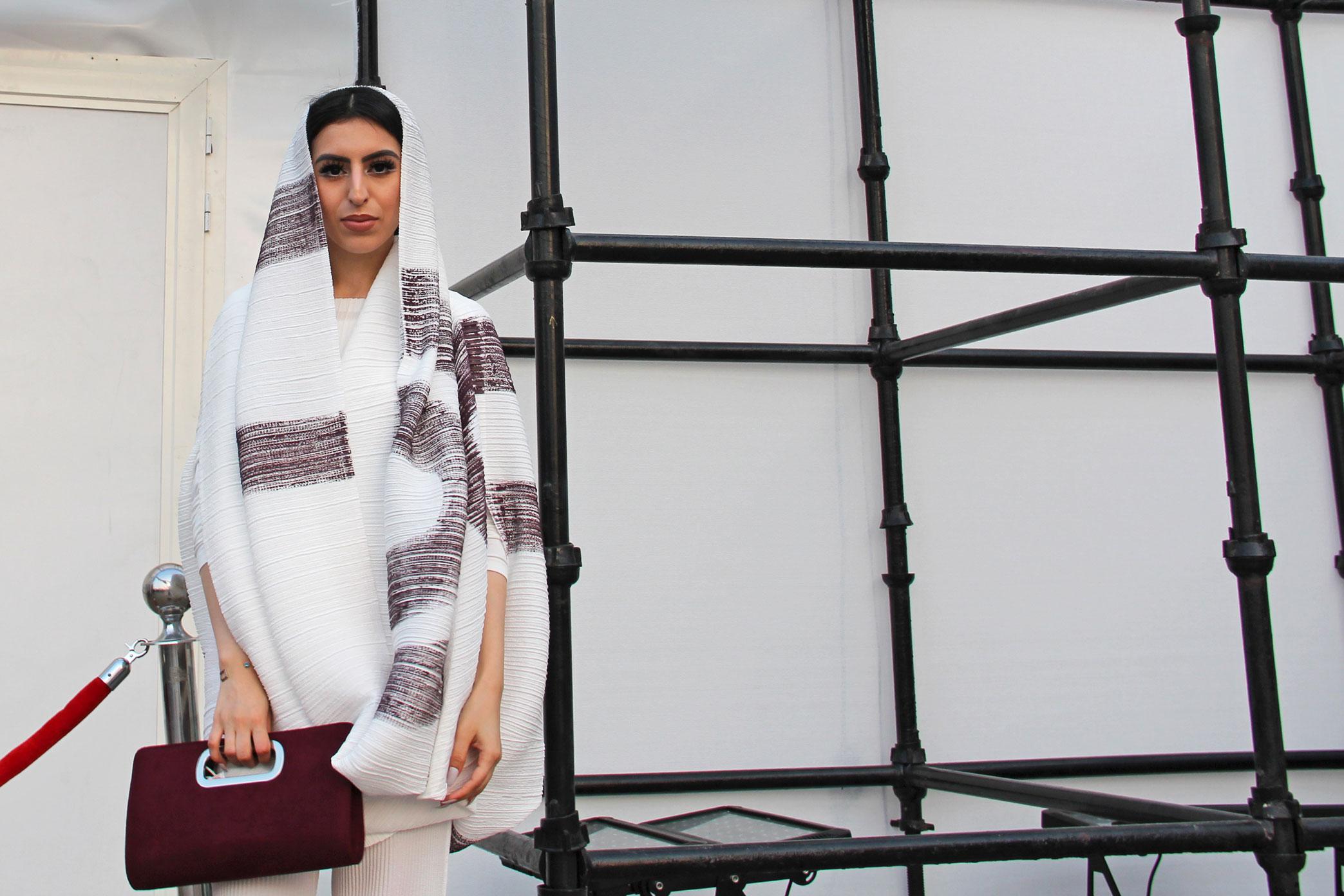 Ashley Al Busmait, Desert Vogue