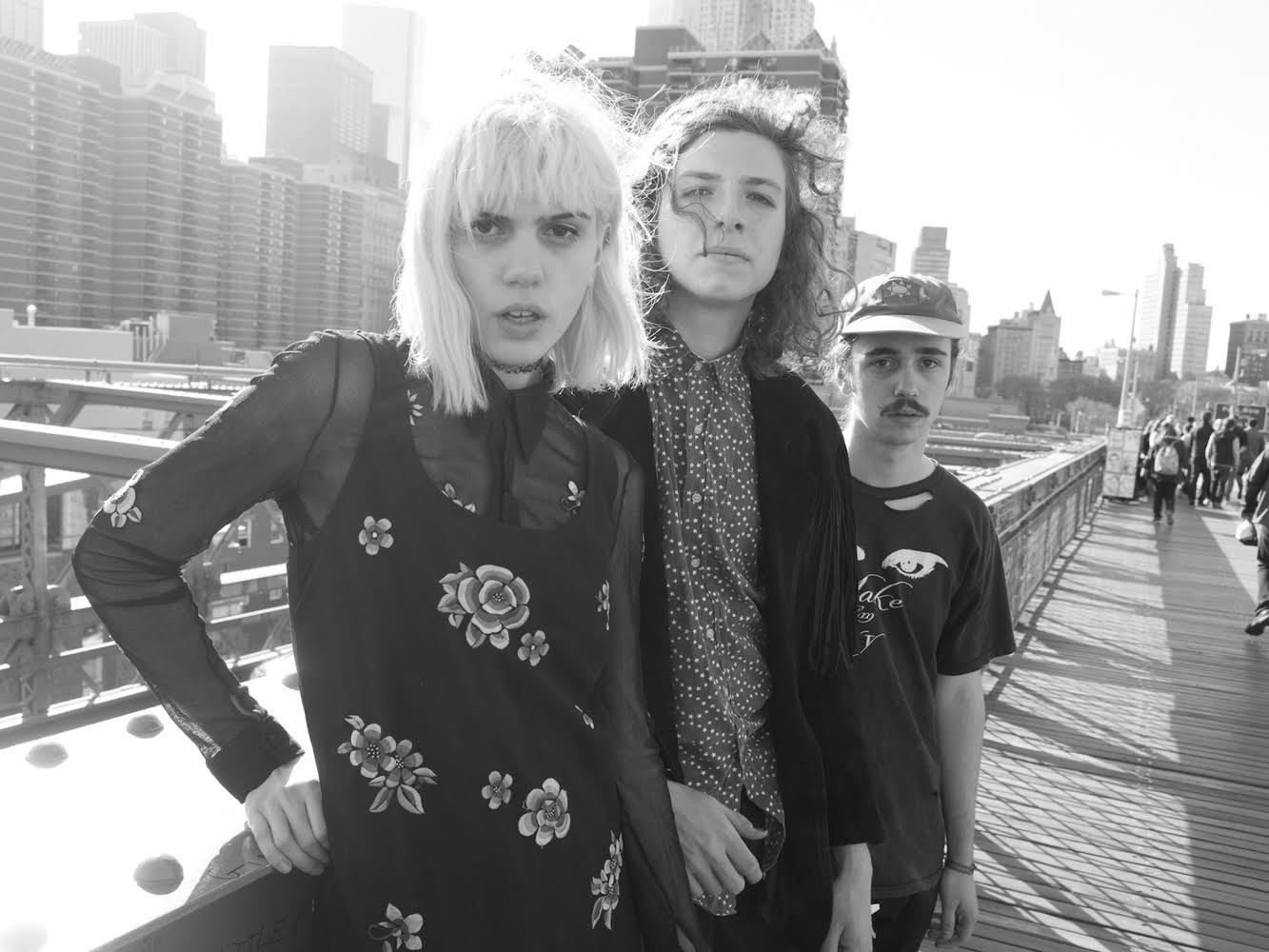 My favorite young band today is Sunflower Bean. So young and full of promise. They make cool records, put on a great show and are so photogenic. Nick looks just like a young Bob Dylan!  We first met a couple of years ago in lower Manhattan. I showed them the financial district and the New York Stock Exchange. Eventually we headed over to City Hall and then to the Brooklyn Bridge. We stood on the bridge, in the center of the earth, and I took this photograph. I have shot them numerous times since and we always reflect on this moment.