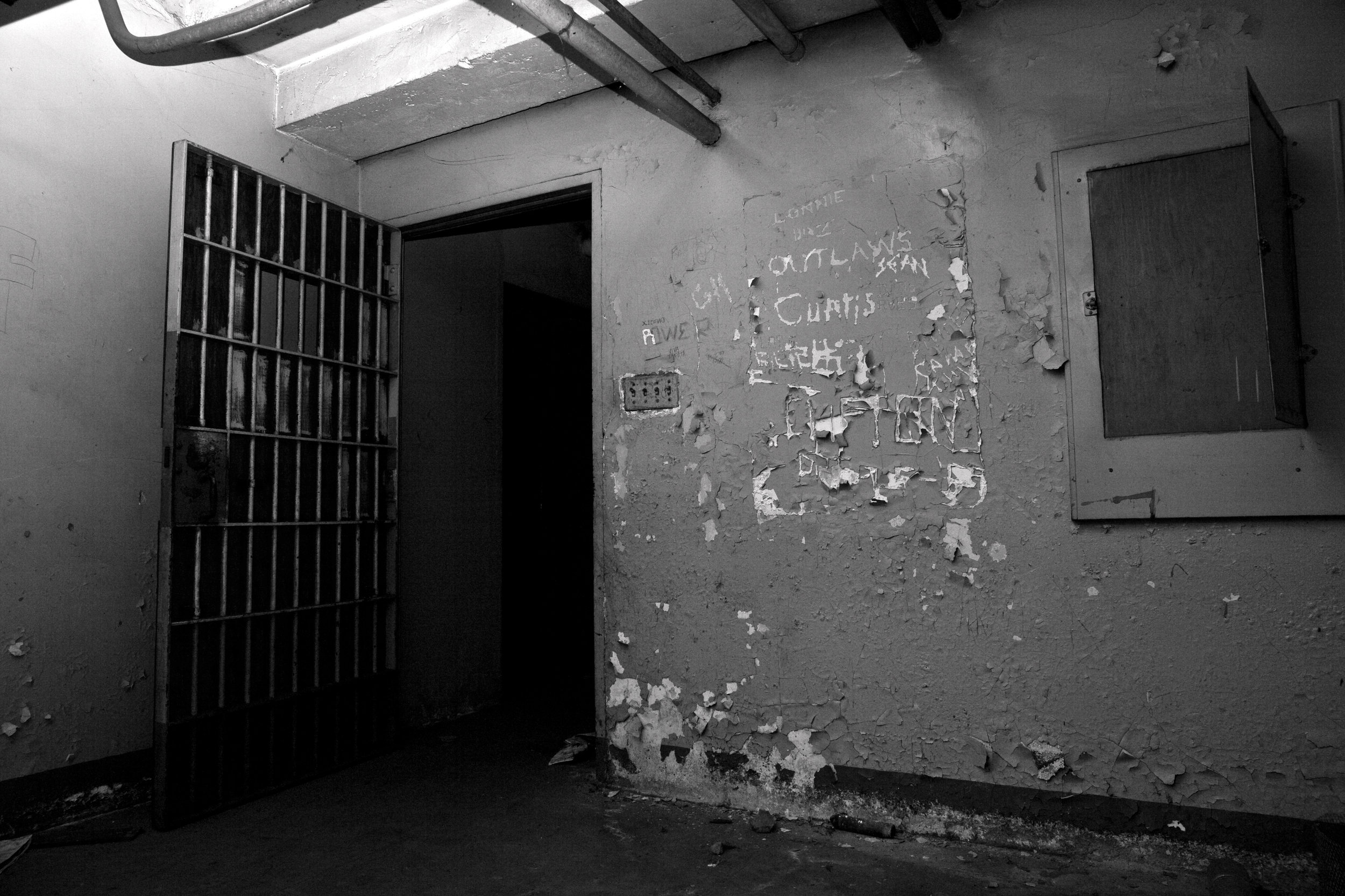 Lincoln Heights jail in Los Angeles. Credit: Brandon Johnson