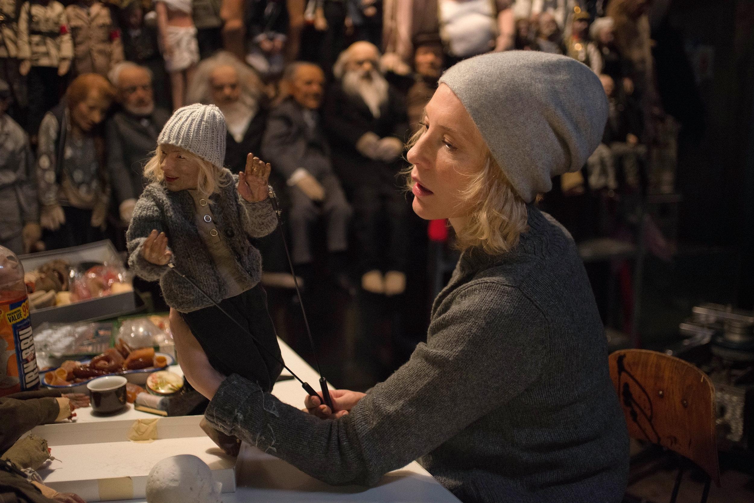 Cate Blanchett in   Manifesto    ©  Julian Rosefeldt and VG Bild-Kunst 201