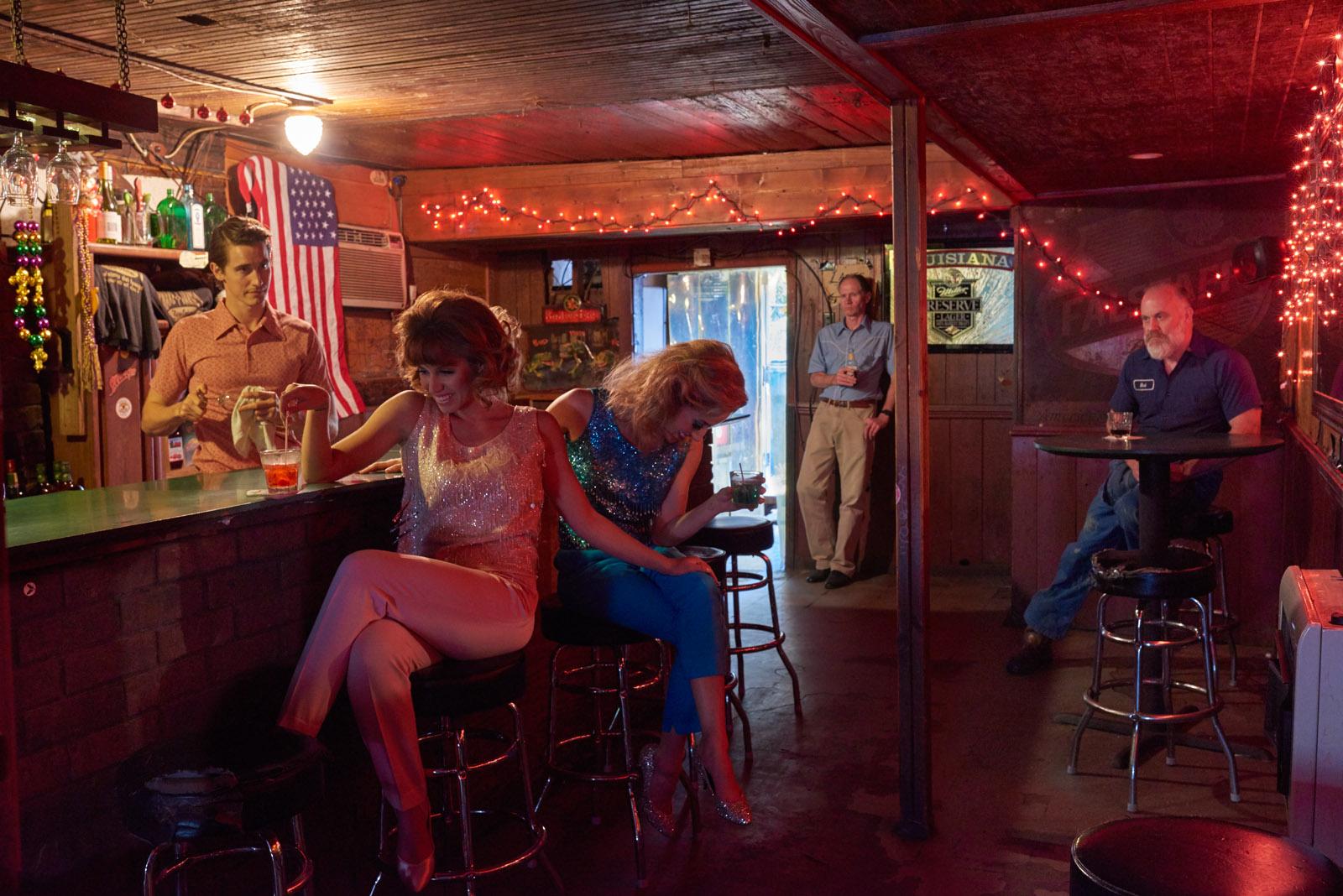 "Photo: Matt Henry from his series ""Born on the Bayou"""