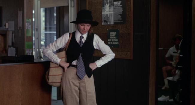 Woody Allen's  Annie Hall  (1977).