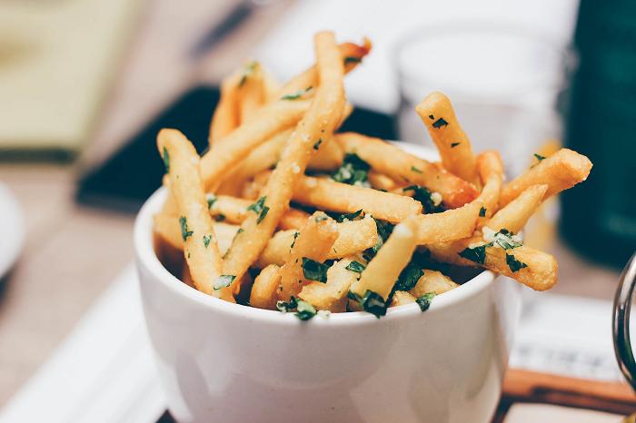 fritos alimentos que empeoran tu productividad