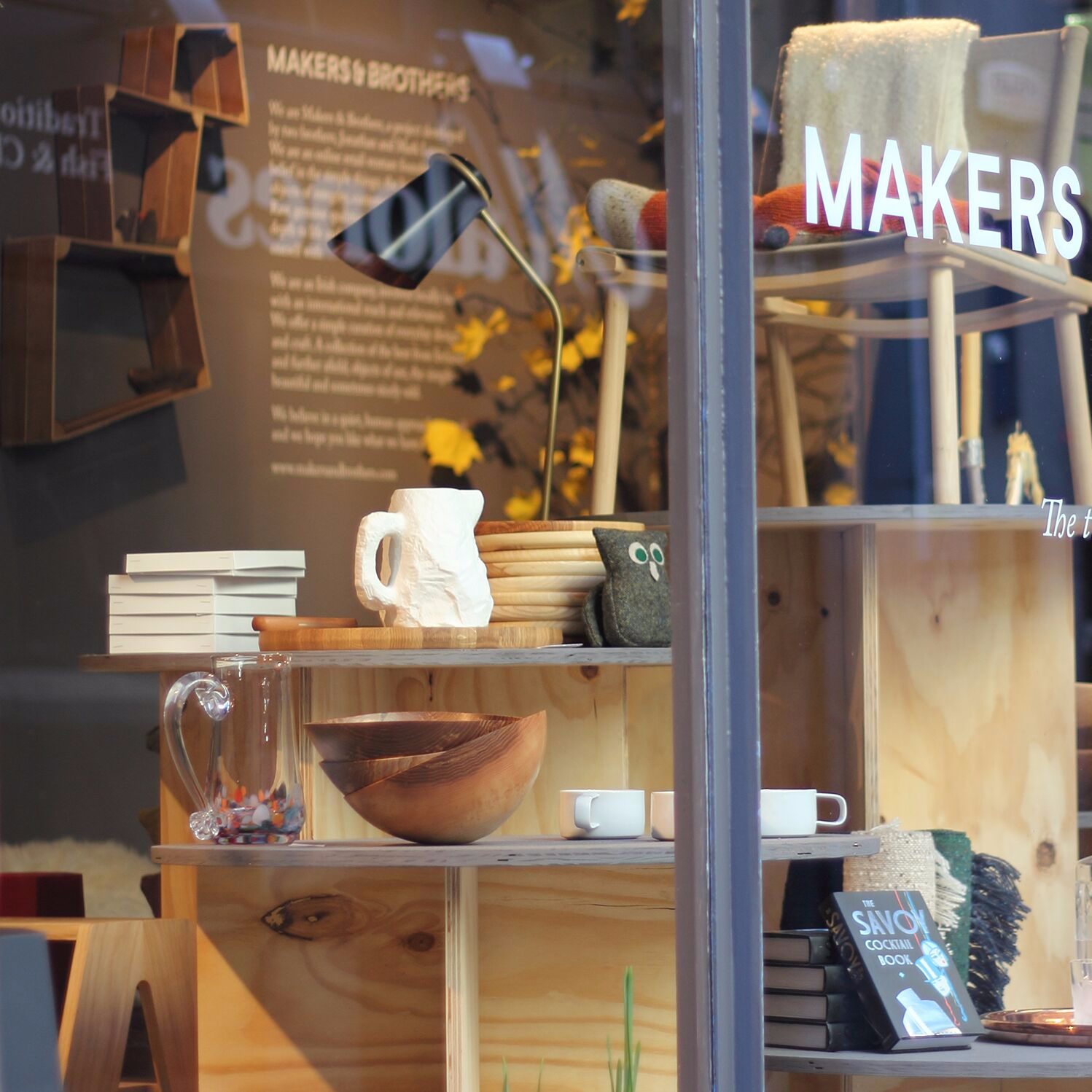 Makers & Brothers -