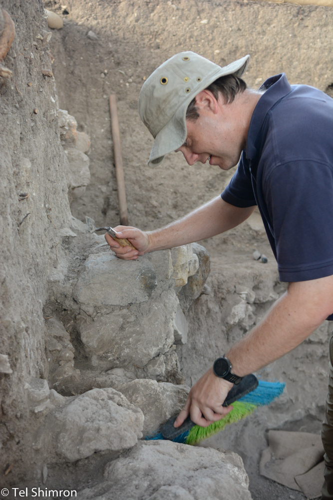 Co-Director tracing stones