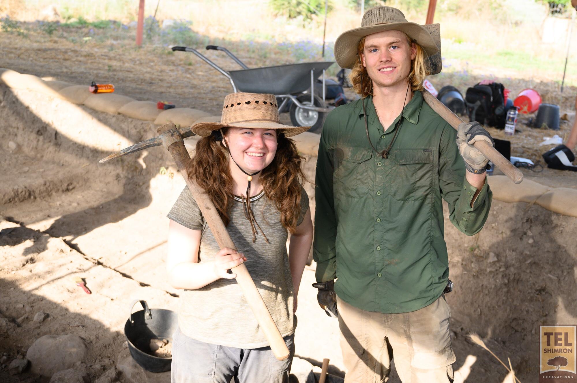 Volunteers in Grid 94