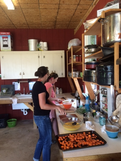 Mindful Cooking Class